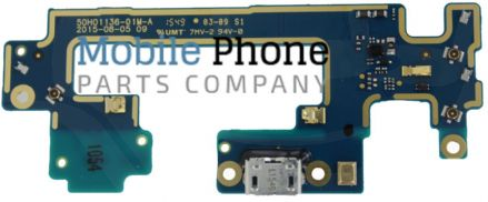 Genuine HTC One A9 Charging Flex - Part No: 51H01136-03M